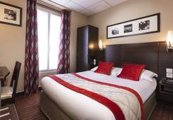 ジャックズ ホテル - パリ - 寝室