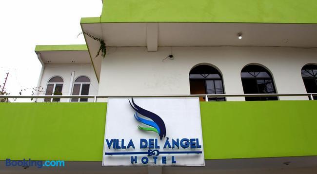 Villa del Angel Hotel - San Salvador - 建物