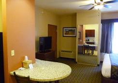 Best Western North Edge Inn - Dodge City - 寝室