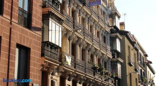 オスタル グラシエラ - マドリード - 建物