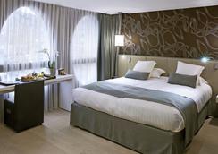 ベスト ウエスタン プレミア ホワイ ホテル - リール - 寝室