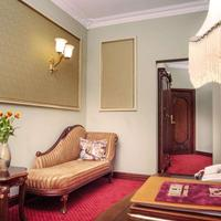 Staro Hotel deluxe guest room