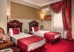 Staro Hotel - キエフ - 寝室