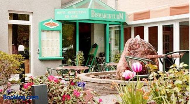 Hotel Restaurant Bismarckturm - アーヘン - 建物