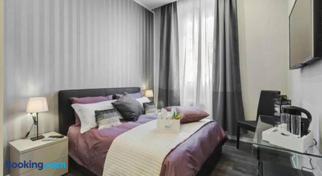 Hanky Suite - ローマ - 寝室