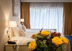 ファースト ユーロフラット ホテル - ブリュッセル - 寝室