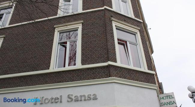 Hotel Sansa - マーストリヒト - 建物