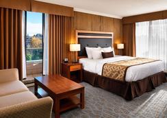 ベスト ウエスタン プラス インナー ハーバー ホテル - ヴィクトリア - 寝室