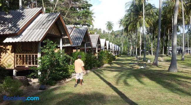 グリーン チリ バンガローズ - ランタ島 - 建物
