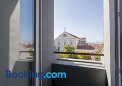 シアード アーティ フラッツ - リスボン - 屋外の景色