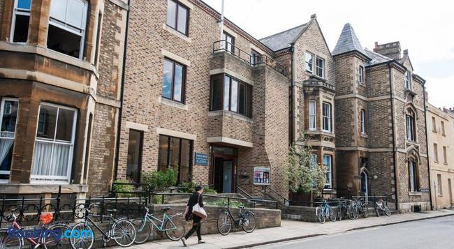 レウリー ハウス ユニバーシティ オブ オックスフォード - オックスフォード - 建物
