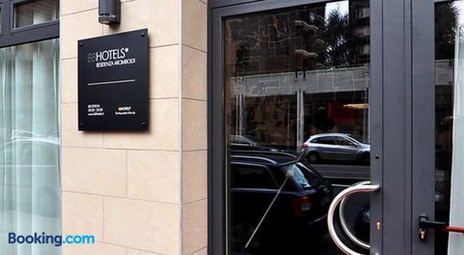 BB ホテルズ アパートホテル アルチンボルディ - ミラノ - 建物