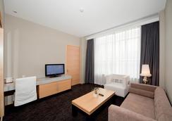 カラット ホテル - 広州市 - 寝室