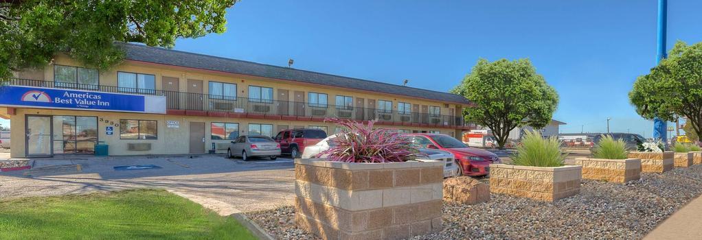 Americas Best Value Inn Amarillo Airport/Grand Street - アマリロ - 建物