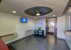 Americas Best Value Inn Amarillo Airport/Grand Street - アマリロ - ロビー