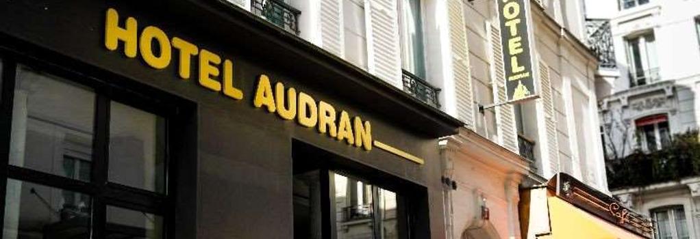 ホテル オードラン - パリ - 建物