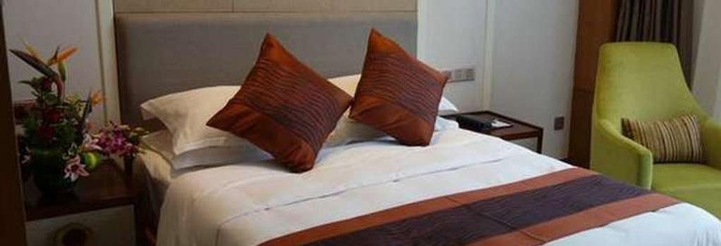 Manhattan Hotel Minhang - 上海市 - 寝室