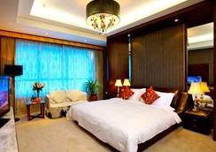 Days Hotel Lu'an Taiyuan - Taiyuan - 寝室