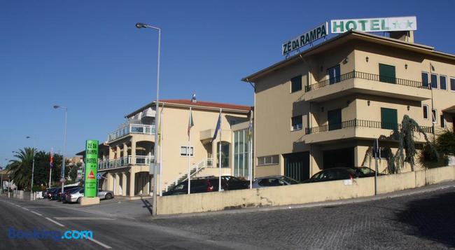 Ze da Rampa Hotel - Santo Tirso - 建物