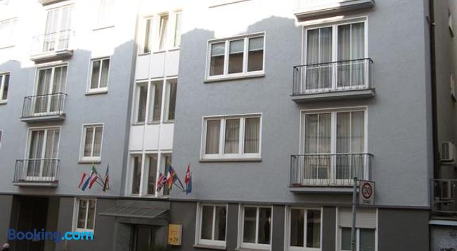 ゲストハウス ツィグラー - シュトゥットガルト - 建物