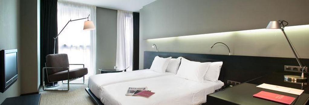 シルケン グラン テアトロ - ブルゴス - 寝室