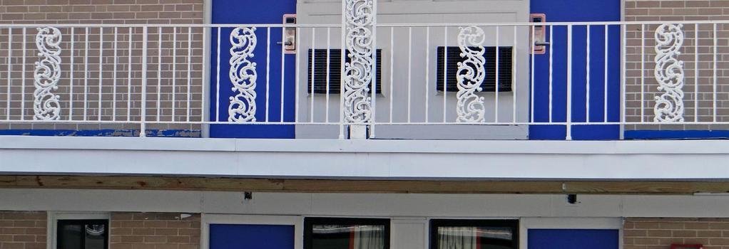 モーテル 6 ボルチモア ダウンタウン - ボルティモア - 建物