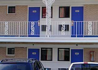 モーテル 6 ボルチモア ダウンタウン
