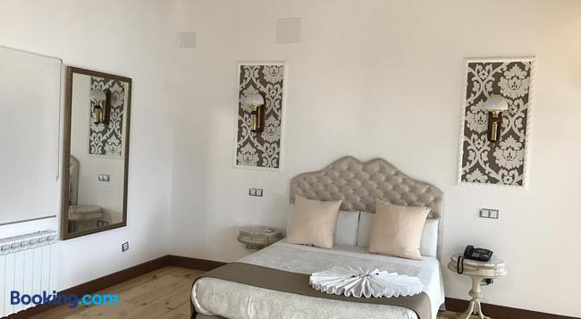 ホステル セントラル パレス マドリード - マドリード - 寝室