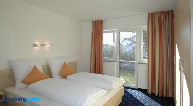 Landhaus Sixtmühle - ウンターハヒング - 寝室