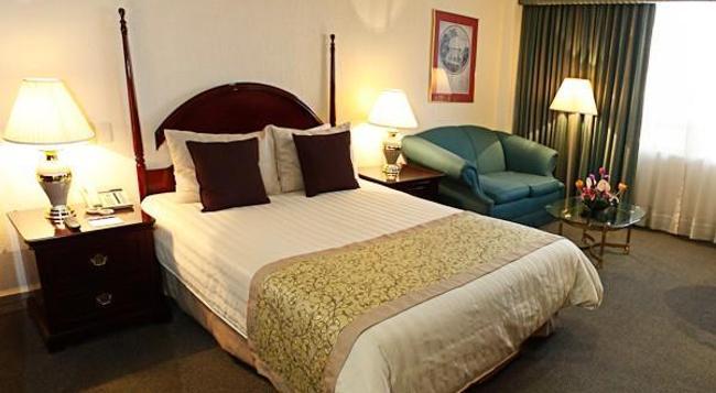 ペドレガル パレス ホテル - メキシコシティ - 寝室