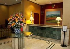 ペドレガル パレス ホテル - メキシコシティ - ロビー