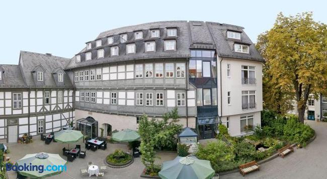 GDA ホテル シュウィヘルタウス - ゴスラー - 建物