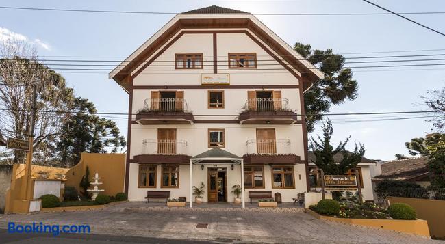 ポサーダ アルト ドウロ - カンポス・ド・ジョルダン - 建物