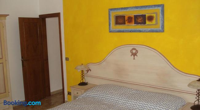 Scala Apartment - フィレンツェ - 寝室