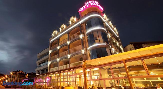 シティ パレス ホテル - オフリド - 建物