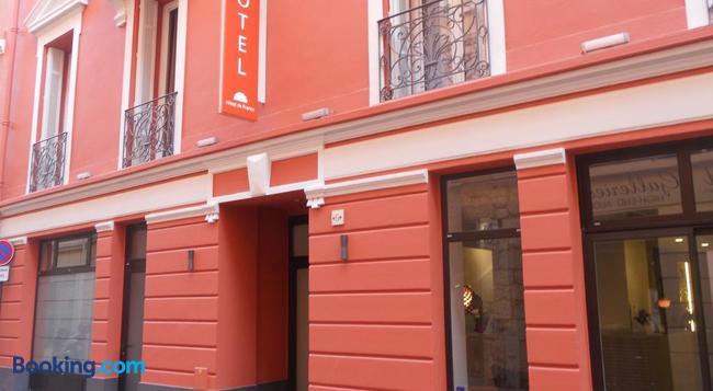Hotel De France - Monaco - 建物