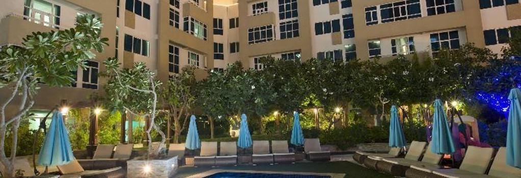 Elite Seef Residence & Hotel - マナーマ - 建物