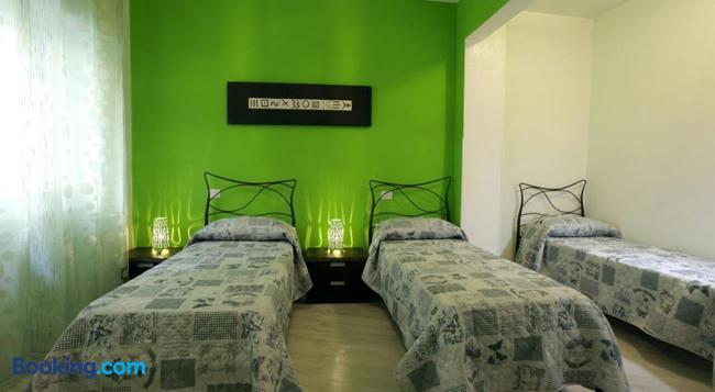 Appartamenti Romatour - ローマ - 寝室