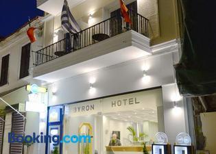 ホテル バイロン