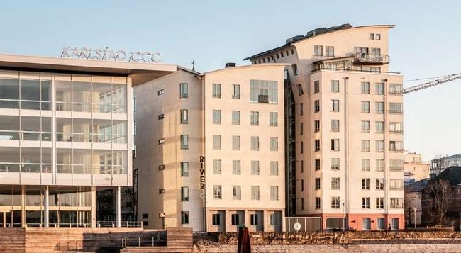First Hotel River C - Karlstad - 建物
