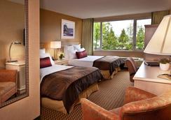 コースト ゲートウェイ ホテル - シータック - 寝室