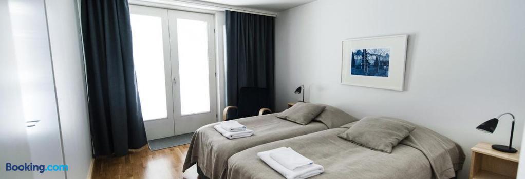テーロ タワーズ - ヘルシンキ - 寝室