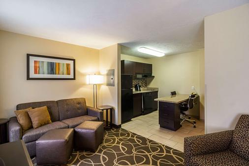 MainStay Suites - ファーゴ - リビングルーム