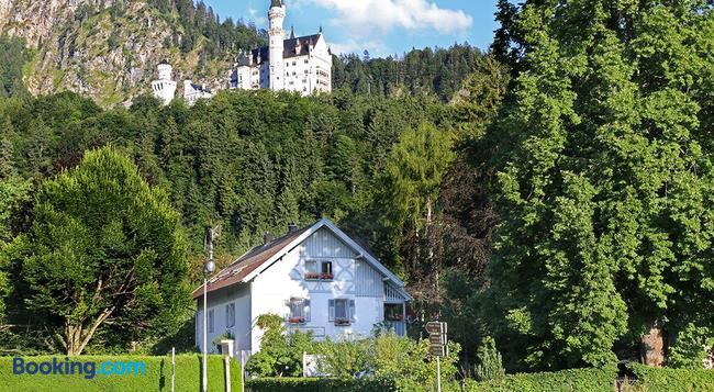 ロマンチック ペンション アルブレヒト since 1901 - Hohenschwangau - 建物