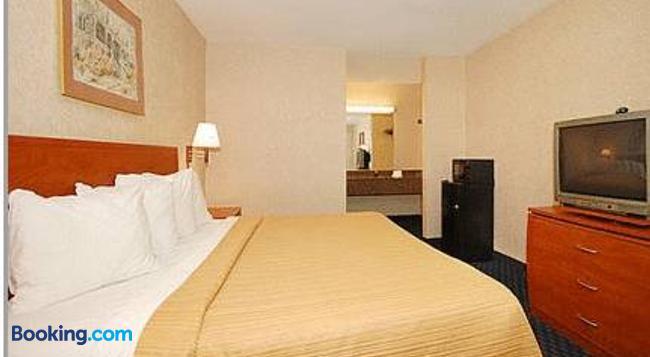Greenville Inn & Suites - グリーンヴィル - 寝室