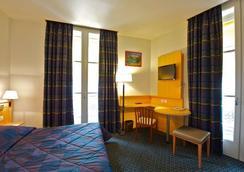 Hotel Le Bourbon - Pau - 寝室