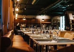 ベスト ウエスタン アンド ホテル - ストックホルム - レストラン