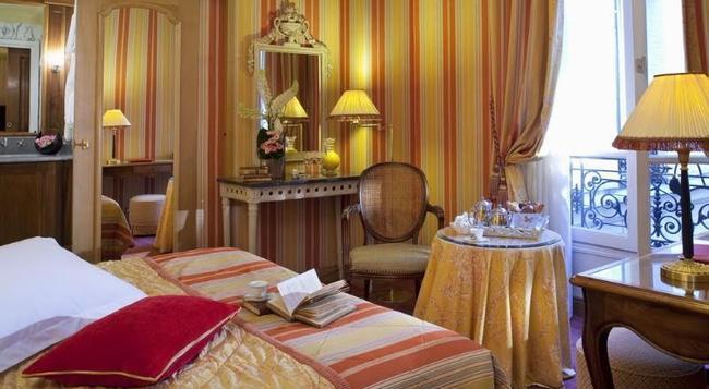 シャンビージュ エリゼ - パリ - 寝室