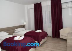 Hotel Otopeni - オトペニ - 寝室