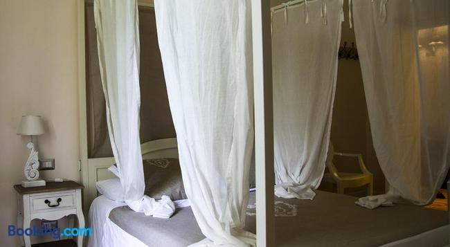トラステヴェレ ベルヴェデーレ B&B - ローマ - 寝室